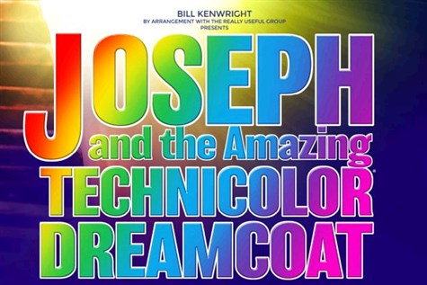 Joseph & the Technicolour Dreamcoat, Bham Hipp.